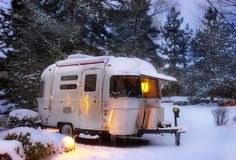 I'd like an airstream some day soon. right after I build my own cabin.