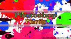 Pincéis de Respingo de Tinta para Photoshop   Bait69blogspot