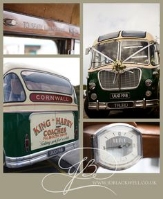 King Harry Coaches, Falmouth, Cornwall