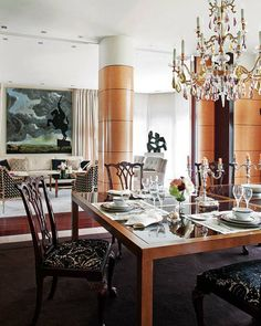 Best Interior Designer Project | Contemporary Elegance by Javier Castilla | Best Interior Designers