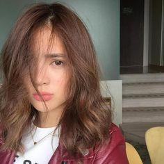 Filipina Beauty, Selfie Ideas, Celebs, Celebrities, Hair Ideas, Fangirl, Hair Color, Hairstyles, Stars