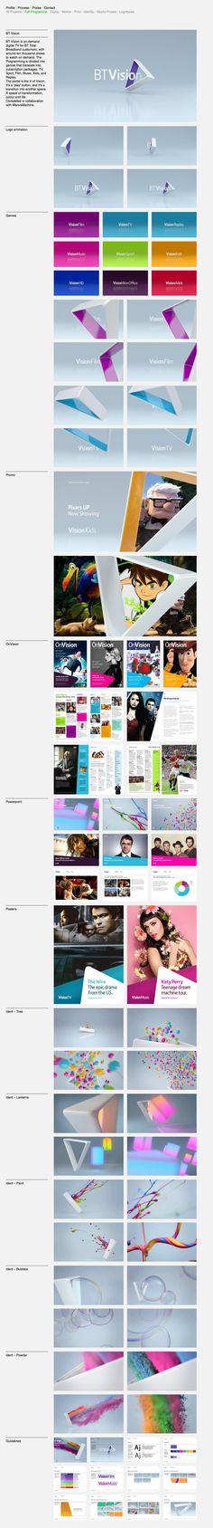 Corporate Presentation / Color / Framing / Photography Integration /// BT Vision branding by Proud Creative Identity Design, Brochure Design, Brand Identity, Kids Branding, Logo Branding, Branding Ideas, Corporate Presentation, Corporate Design, Corporate Identity