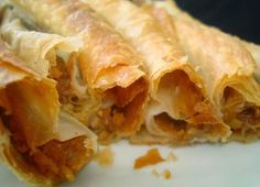 Kürbis Börek - Bal Kabağı Böreği
