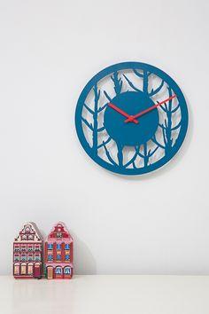 Max Cairns Creates Laser Cut Wall Clocks   Homegirl London