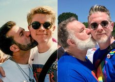 Gay Couple Recreates Pride Photo 24 Years Later And It's Perfect | HuffPost