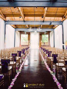Atlanta Wedding Flowers, Event Design and Decorators Wedding Set Up, Wedding Flowers, Wedding Season, Wedding Stuff, Atlanta Wedding, Wedding Venues, Wedding Ceremony, Reception, Amazing Weddings