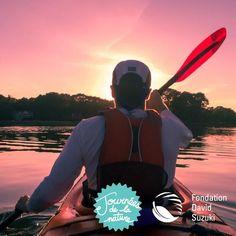 APEL: Le Lac St-Pierre… vu d'un canot rabaska!