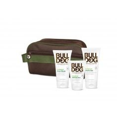 Natural men skincare from Brittish Bulldog