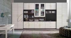Korpusz: Wenge Ajtó színe: Világos kőris Betét színe:: Világos kőris Shelving, Home Decor, Shelves, Decoration Home, Room Decor, Shelving Units, Home Interior Design, Shelf, Home Decoration