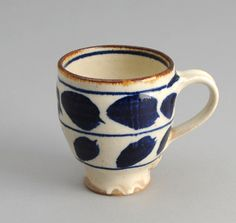 The Hill-Side Endo Pottery Coffee Mug