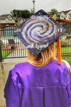 #gradcap #graduationcap #gradcapideas #graduationcapideas #galaxy #graduation #grad