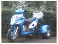 23 best scooters images on pinterest bicycle design bike design ice bear ace 49cc trike free shipping fandeluxe Choice Image