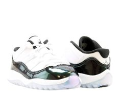 official photos 68d4a d4660 Nike Air Jordan 11 Retro Low BT Emerald Toddler Basketball Shoes 505836-145