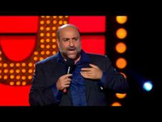 We will be hosting an event with the hilarious Omid Djallili December 7!