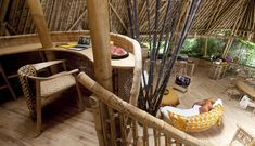 There's Some Unique Homes In The Jungles Of Bali. Can You Guess What They Are Built Of?,,GVV4-07-study-riohelmi