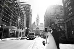 Philadelphia city hall Our Wedding - 10/13/12