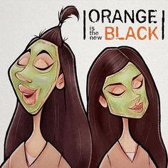 Orange is the New Black fan art