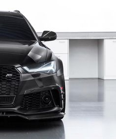 Audi RS6 ABT by Juampi*
