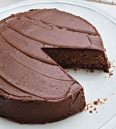 Julia Child's Favorite! Try your hand at this Reine De Saba recipe! #chocolate #dessert