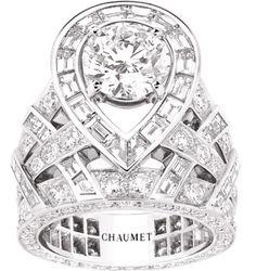 High Jewellery Chaumet | Joséphine tiara ring