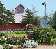 Rockome Gardens In Arcola, IL