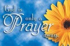 Never underestimate the power of prayer. God hears your prayers. #Pray #Prayer #Bible #Church #God #Texas