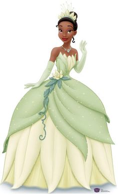 The Princess and the Frog - Tiana