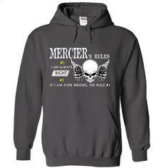 MERCIER RULE\S Team .Cheap Hoodie 39$ sales off 50% onl - #hoodie creepypasta #sweatshirt quilt. GET YOURS => https://www.sunfrog.com/Valentines/MERCIER-RULES-Team-Cheap-Hoodie-39-sales-off-50-only-19-within-7-days.html?68278