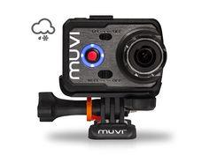 Deal: Veho Muvi K2 Sport HD Wi-Fi Camera for $180 - 4/4/16