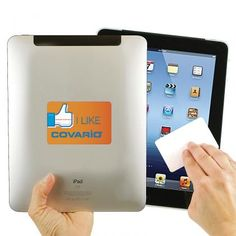 Micro spot iPad Screen Cleaner