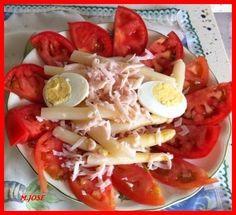 Pasta Recipes, Real Food Recipes, Salad Recipes, Cooking Recipes, Yummy Food, Healthy Recepies, Food Presentation, Food Pictures, Kids Meals