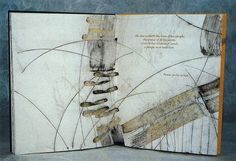 Splendid layout created by Susan Skarsgard. Book Sculpture, Art Sketchbook, Artist Books, Art, Sketchbook Journaling, Art Journal, Paper Art, Altered Art, Art Journal Pages