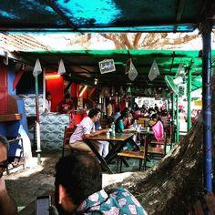 #chiringuito en #fortcochi #cochi #restaurant #terraza #kerala #india