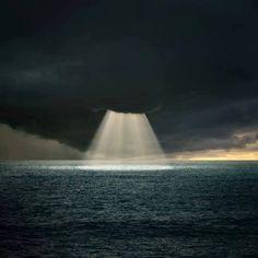 Photo: Ray of Light, Puerto Rico