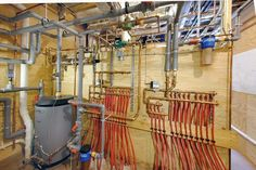 """The H L Turner Group Inc. was awarded a US Patent for its high efficiency """"E-Max Hybrid™"""" solar/geothermal heating and cooling system design earlier in 2014."""