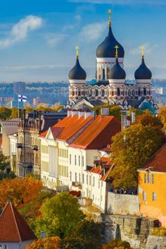 Explore the joys of Estonia's charming capital with a Tallinn Cruise with ROL Cruise. Discover a range of cruises that travel to or around Tallinn. Image Favorites, Beautiful Places, Beautiful Pictures, Amazing Places, Top Imagem, Cruise Destinations, Best Cities, The Good Place, Taj Mahal