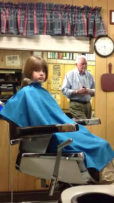 Bob Haircut Neckline Finish Kids Barbershop Cut S