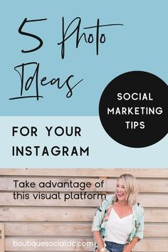 Ready to create content that helps you connect with your audience? Here are 5 photo ideas that will help you share about you and your brand. Your audience wants to get to know you. The more your… More