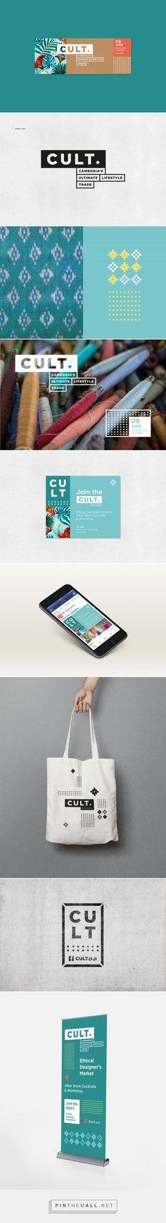 CULT. on Behance                                                       …