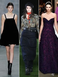 Kendall Stuns On Three Runways In One Day: Which Look Is Your Fave?