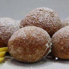 Sült túrógombóc - Megrendelhető itt: www.Zmenu.net - A vizuális ételrendelő. Muffin, Breakfast, Food, Morning Coffee, Eten, Cupcakes, Muffins, Meals, Morning Breakfast