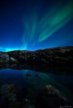Aurora Boreal Austral Polar Artico Antarctica Ceu Astronomia