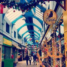 Brixton Village en Coldharbour, Greater London