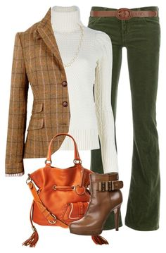 """""""Green Corduroy"""" by meltog ❤ liked on Polyvore featuring Golden Goose, The Row, Meredith Wendell, Jack Wills, Dorothy Perkins, Lancel and Mai Piu Senza"""