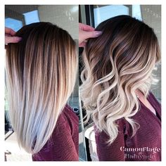 Dark Roots Blonde Hair Balayage, Blonde Hair With Roots, Brown Blonde Hair, Balayage Brunette, Hair Color Balayage, Hair Highlights, Ashy Blonde, Platinum Blonde, Gray Hair