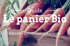 Guide du panier bio
