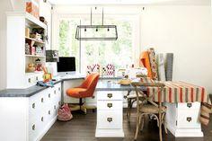 Original Home Office Collection - eclectic - home office - atlanta - Ballard Designs