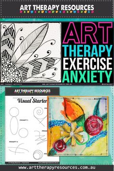 Art Therapy Exercise Anxiety