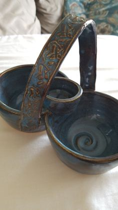 Triple bowl