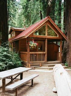 cute little cabin More
